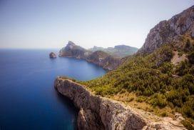 Halbinsel Formentor - Mirador del Colomer