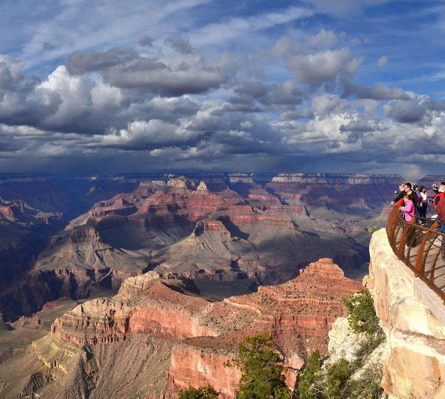 South Rim, Grand Canyon Nationalpark