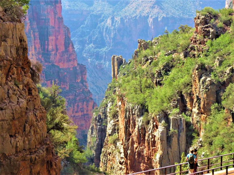 The North Kaibab Trail