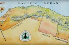WANDERN || Pacific Crest Trail: Doku 2018 by Mermaid